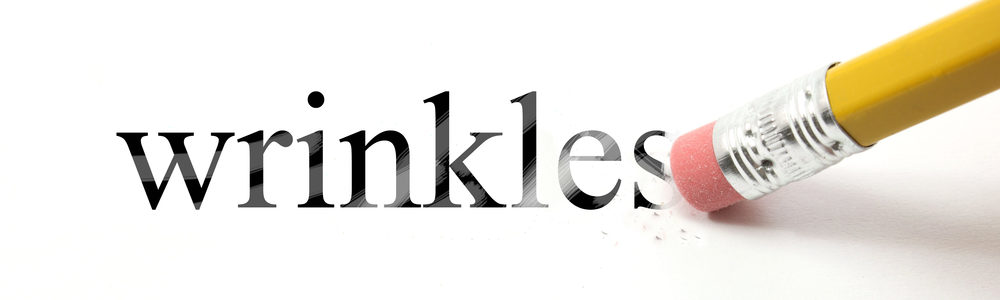erase wrinkles