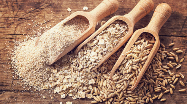 oat and bran flakes